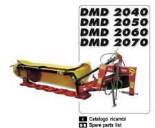 fort dmd 2060 parts manual