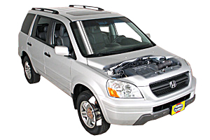 2016 honda pilot repair manual