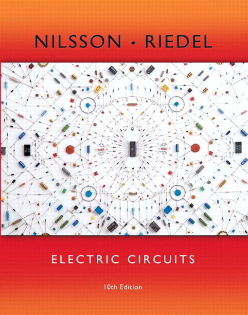 electric circuits 10th edition solution manual pdf