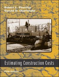 estimating construction costs 6th edition solution manual