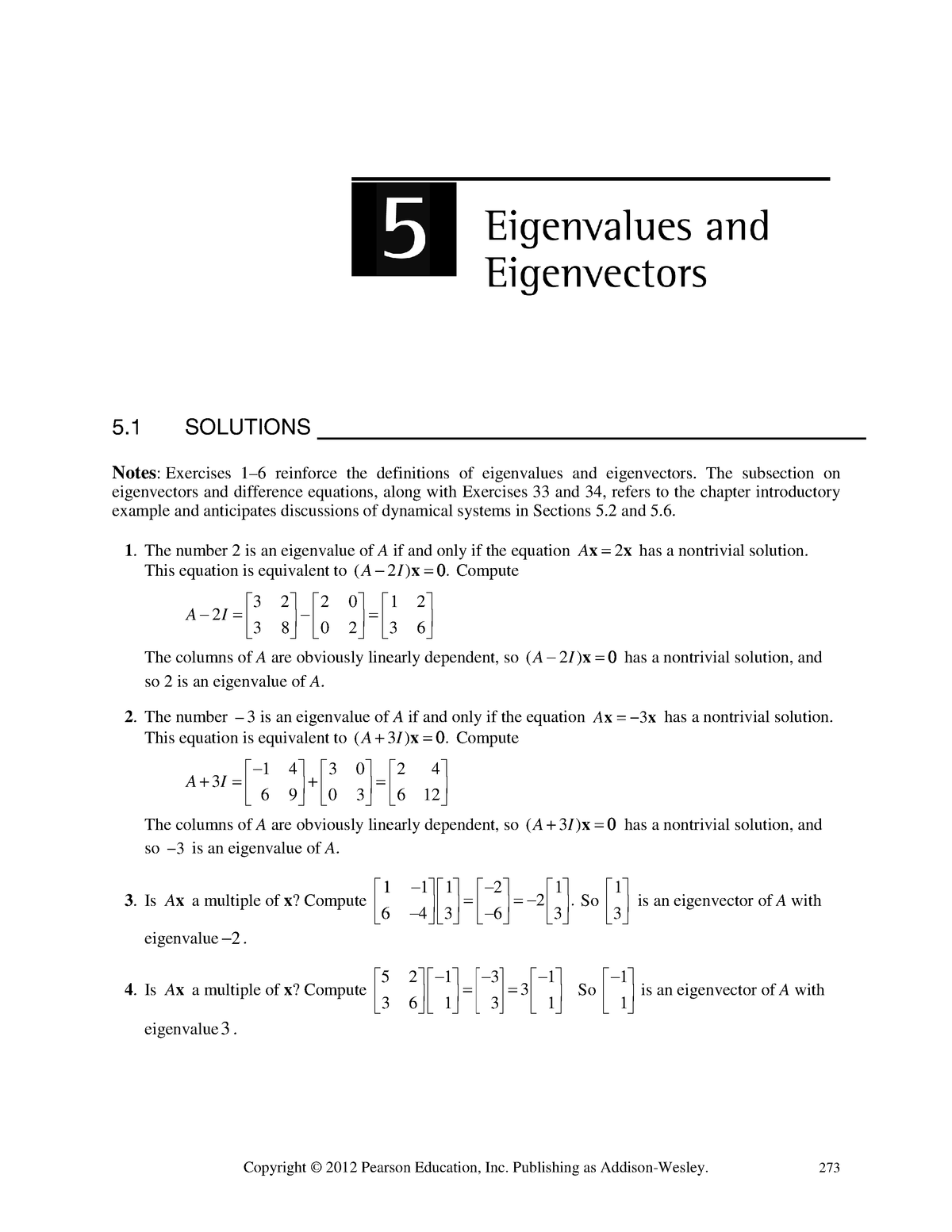 linear algebra lay solutions manual