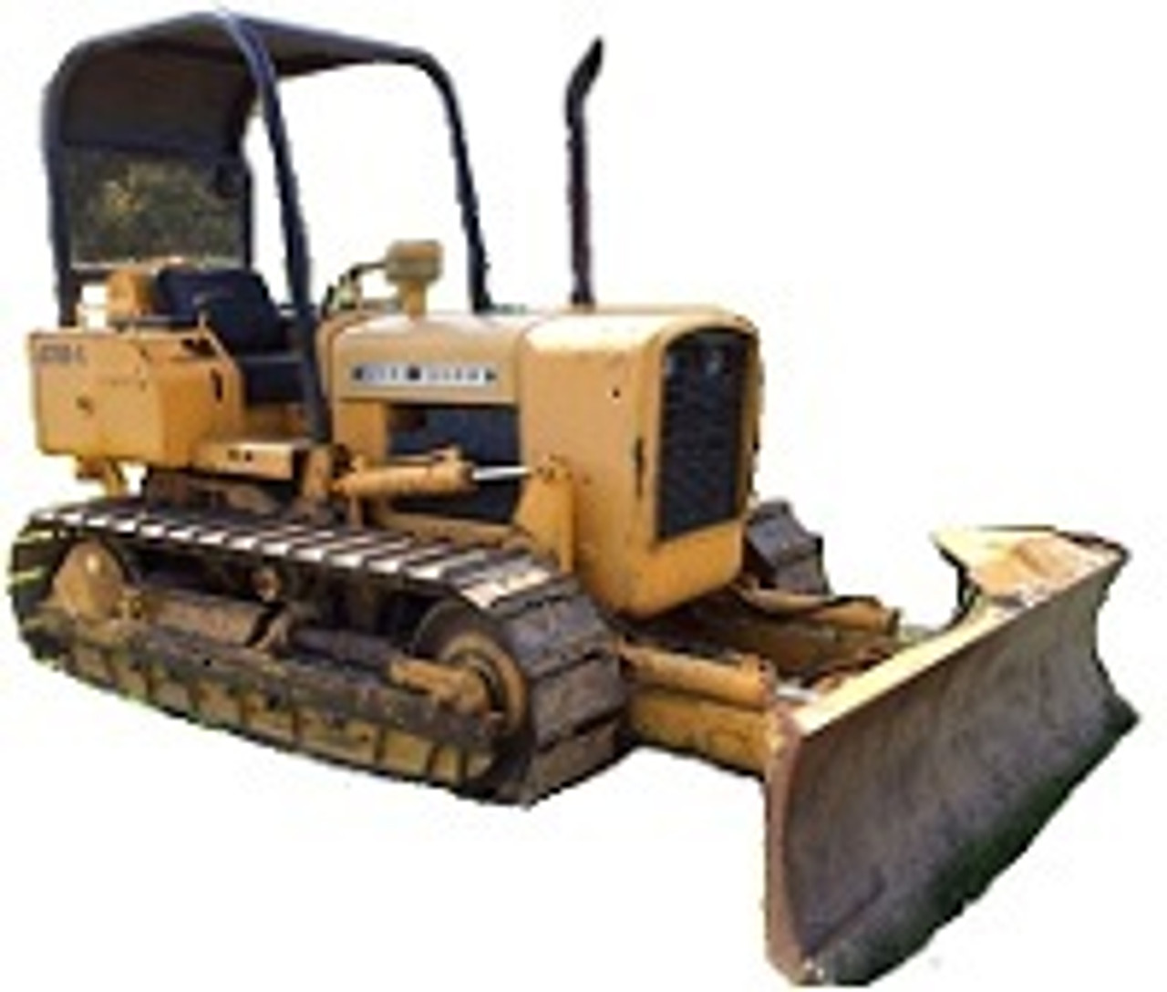 john deere 350c dozer parts manual
