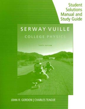 college physics serway 8th edition student solutions manual