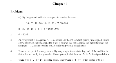 probability sheldon ross solutions manual 7th download
