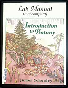laboratory manual for applied botany solutions
