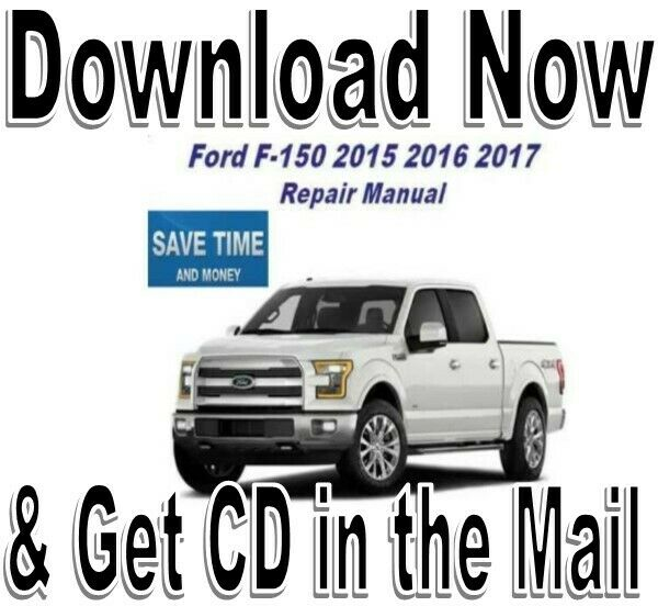2016 ford f 150 parts manual