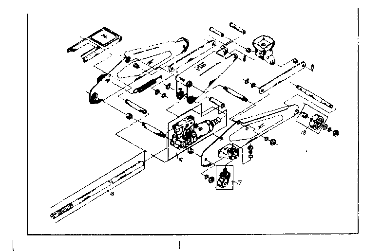 parts manual for michelin 3 1 2 ton floor jack