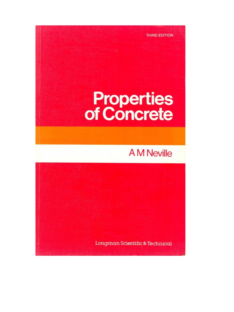 concrete technology neville solution manual