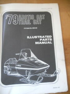 arctic cat illustrated parts manual