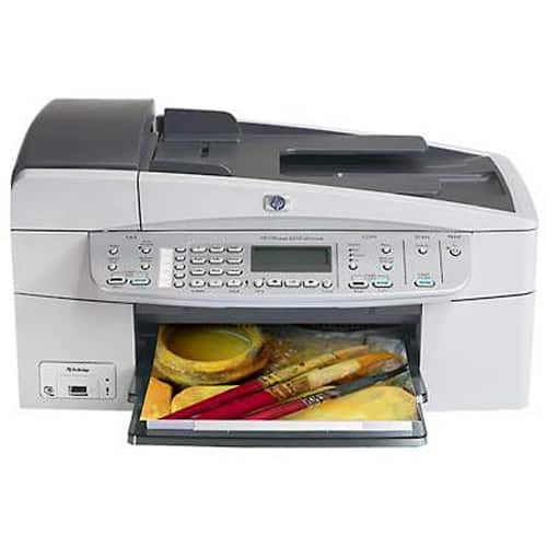 hp officejet 6210 all in one printer manual