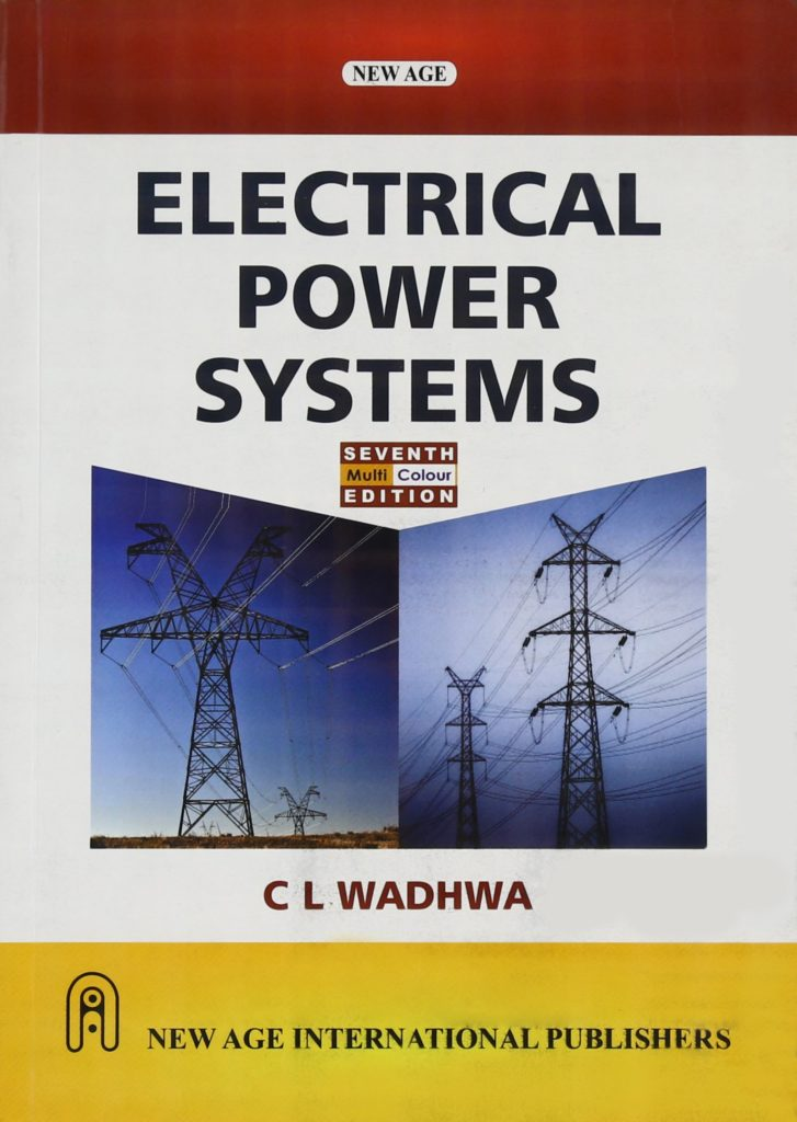 electrical power system cl wadhwa solution manual pdf