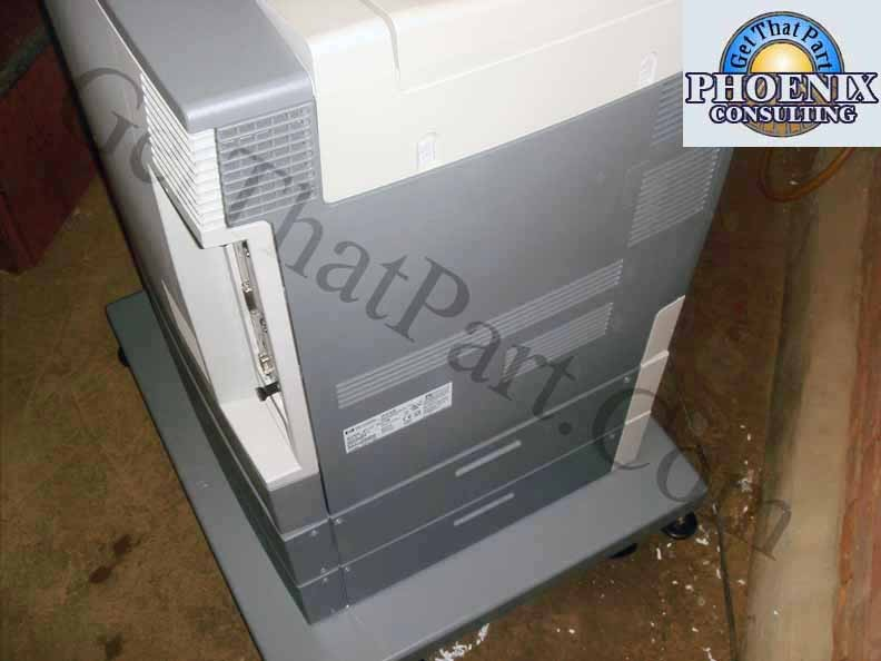 hp color laserjet 4700dtn manual