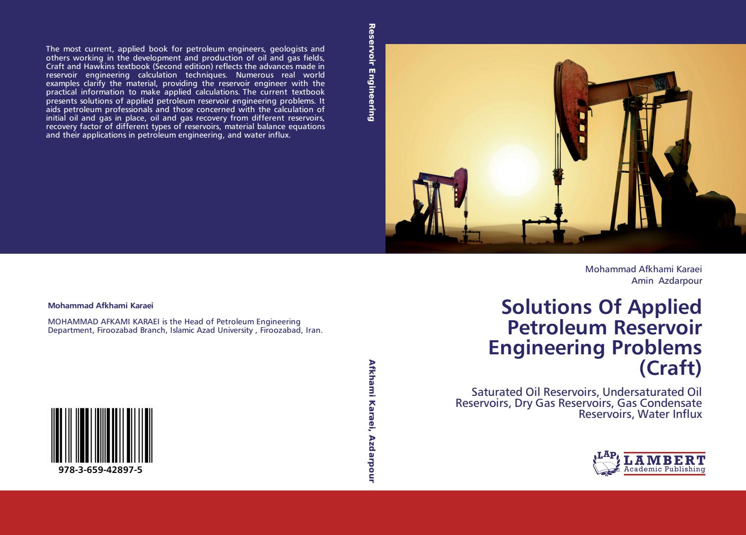 solution manual for applied petroleum reservoir engineering by craft